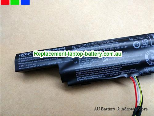 image 2 for Au online offer 62.2Wh Genuine ACER AS16B8J AS16B5J Battery For Aspire E5-575G  Black
