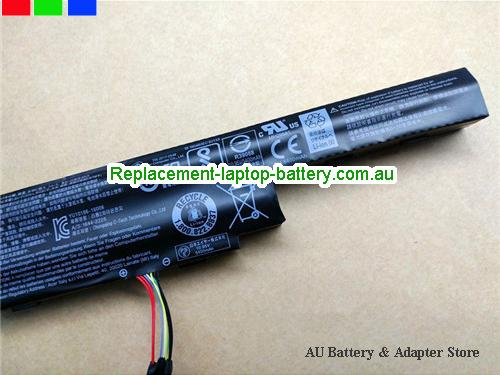 image 3 for Au online offer 62.2Wh Genuine ACER AS16B8J AS16B5J Battery For Aspire E5-575G  Black