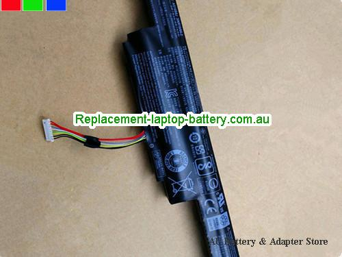 image 5 for Au online offer 62.2Wh Genuine ACER AS16B8J AS16B5J Battery For Aspire E5-575G  Black