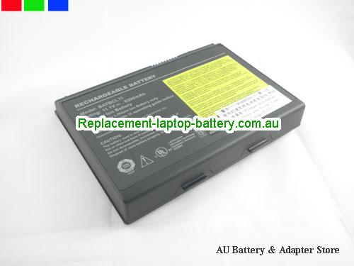 image 1 for Battery LIP-9092, Australia ACER LIP-9092 Laptop Battery In Stock With Low Price