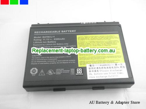 image 5 for Battery LIP-9092, Australia ACER LIP-9092 Laptop Battery In Stock With Low Price