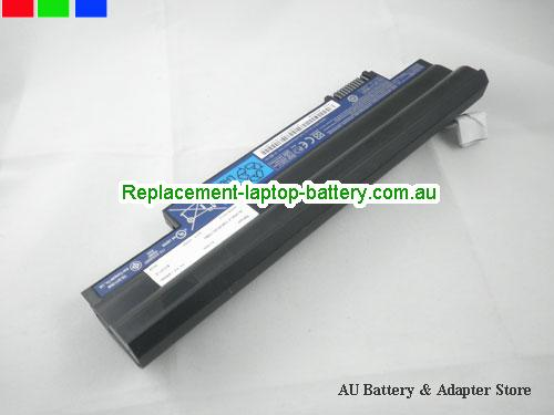 image 2 for Au online offer Acer AL10B31 AL10A31  Replacement Laptop  Battery For Acer Aspire One D260 D255 Black