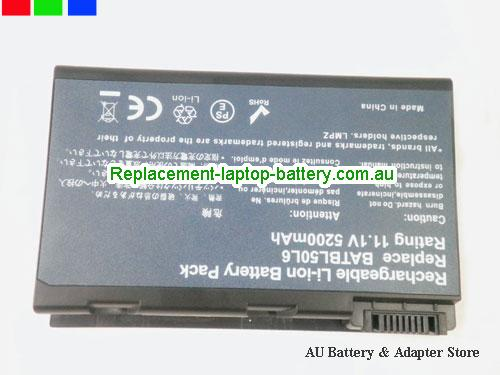 image 5 for Battery 10499404, Australia ACER 10499404 Laptop Battery In Stock With Low Price