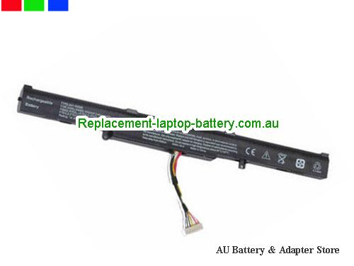 image 2 for Battery X751LAV-TY175H, Australia ASUS X751LAV-TY175H Laptop Battery In Stock With Low Price
