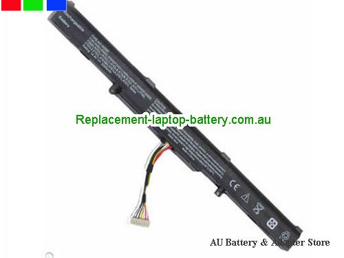 image 5 for Battery X751LAV-TY175H, Australia ASUS X751LAV-TY175H Laptop Battery In Stock With Low Price