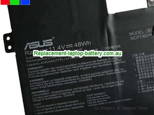 image 2 for Battery ZenBook UX510UX-CN216T, Australia ASUS ZenBook UX510UX-CN216T Laptop Battery In Stock With Low Price