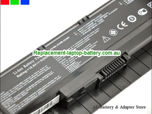 image 2 for Battery N75VZ, Australia ASUS N75VZ Laptop Battery In Stock With Low Price