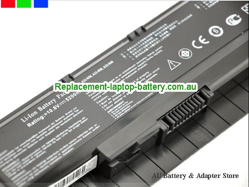 image 5 for Battery N75VZ, Australia ASUS N75VZ Laptop Battery In Stock With Low Price