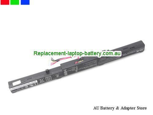 image 4 for Battery A41-X550E, Australia ASUS A41-X550E Laptop Battery In Stock With Low Price