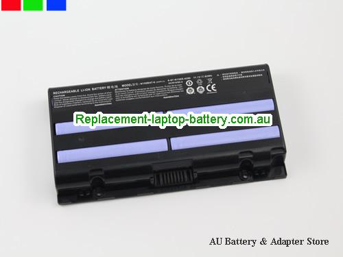 image 1 for Battery SM-15, Australia AFTERSHOCK SM-15 Laptop Battery In Stock With Low Price