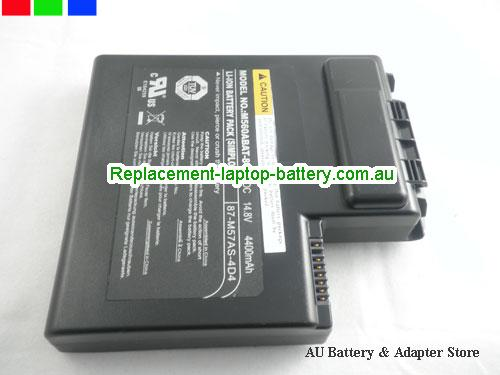 image 3 for Battery M57A, Australia SAGER M57A Laptop Battery In Stock With Low Price