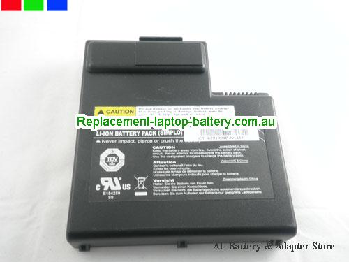 image 2 for Battery M57A, Australia SAGER M57A Laptop Battery In Stock With Low Price