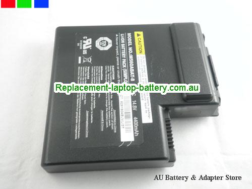 image 5 for Battery M57A, Australia SAGER M57A Laptop Battery In Stock With Low Price
