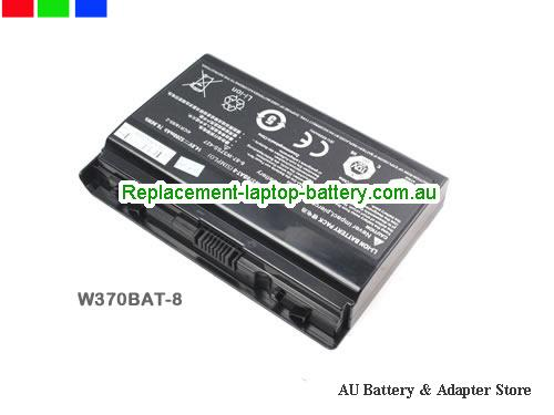 image 3 for Battery 6-87-W370S-4271, Australia CLEVO 6-87-W370S-4271 Laptop Battery In Stock With Low Price