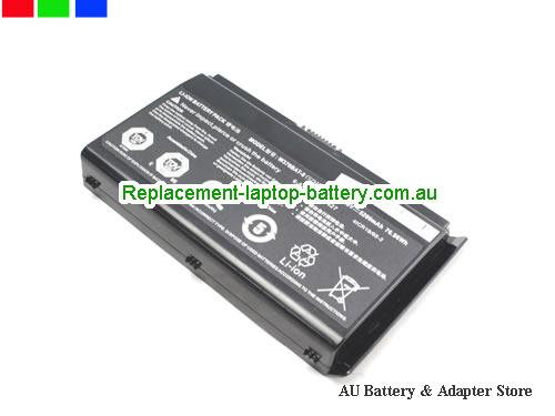image 4 for Battery 6-87-W370S-4271, Australia CLEVO 6-87-W370S-4271 Laptop Battery In Stock With Low Price