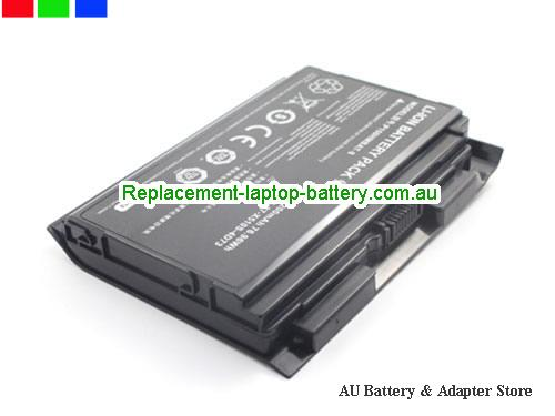 image 2 for Battery X811 980M 48SH1, Australia TERRANS FORCE X811 980M 48SH1 Laptop Battery In Stock With Low Price