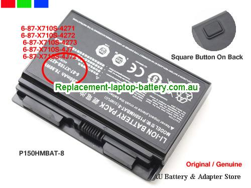 image 1 for P170SM Battery, AU Dell P170SM Laptop Battery in stock