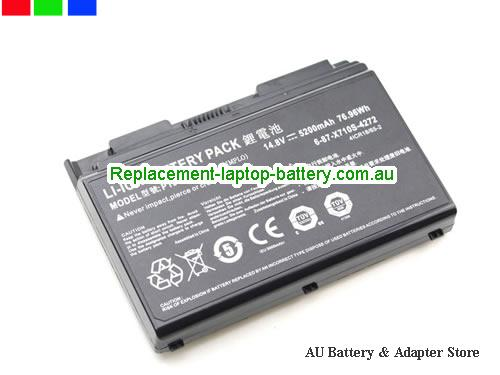 image 2 for P170SM Battery, AU Dell P170SM Laptop Battery in stock