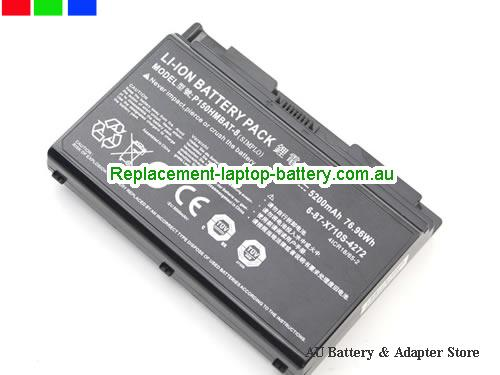 image 4 for P170SM Battery, AU Dell P170SM Laptop Battery in stock