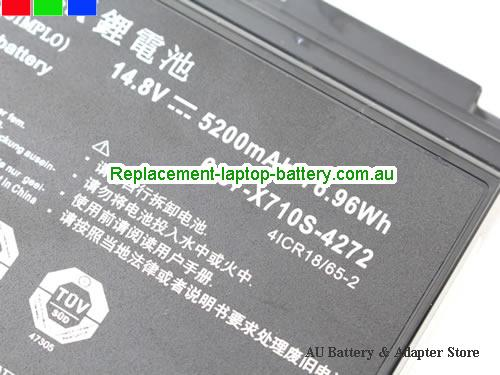 image 5 for P170SM Battery, AU Dell P170SM Laptop Battery in stock