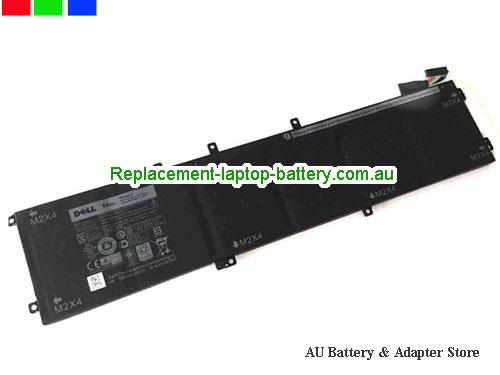 image 1 for XPS15 9550 Battery, AU Dell XPS15 9550 Laptop Battery in stock