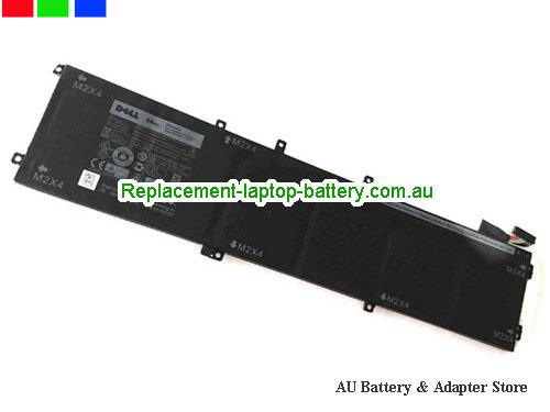image 5 for XPS15 9550 Battery, AU Dell XPS15 9550 Laptop Battery in stock