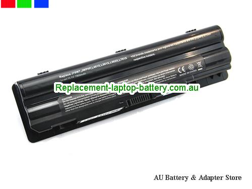 image 1 for XPS 15 Series Battery, AU Dell XPS 15 Series Laptop Battery in stock