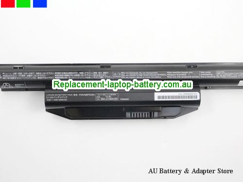image 2 for Battery LifeBook A544 (M7501GB), Australia FUJITSU LifeBook A544 (M7501GB) Laptop Battery In Stock With Low Price