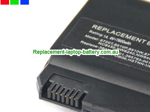 image 2 for Battery Business Notebook NW8200, Australia HP Business Notebook NW8200 Laptop Battery In Stock With Low Price