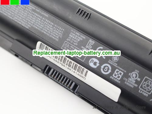 image 3 for Battery 593554-001, Australia HP 593554-001 Laptop Battery In Stock With Low Price