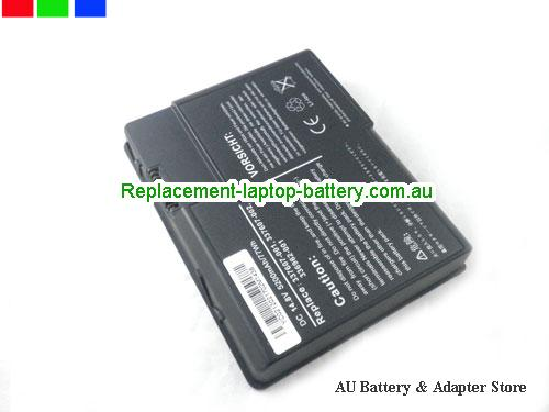 image 2 for Au online offer DL615A DG103A 337607-001 336962-001 Battery For HP Compaq Presario X1000 Pavilion Zt3000 Series Laptop 4800AH Black