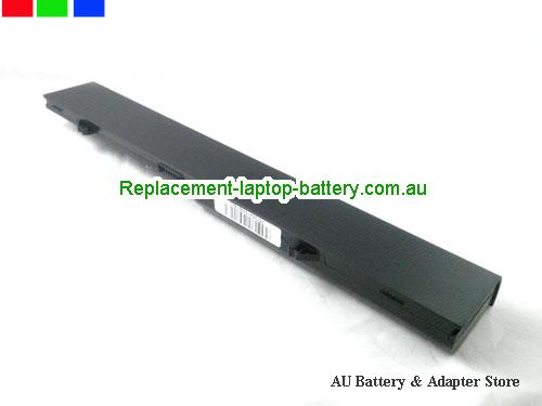 image 4 for Au online offer New PH06 593572-001 587706-121 PH06 Replacement Battery For HP Compaq 620 320 321 425 ProBook 4425s series Black