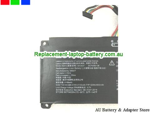 image 2 for Battery IdeaPad 120S-14IAP (81A5004BGE), Australia LENOVO IdeaPad 120S-14IAP (81A5004BGE) Laptop Battery In Stock With Low Price