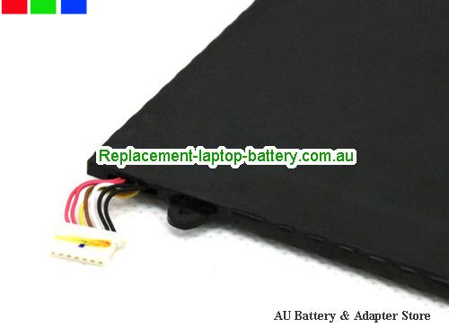 image 3 for Au online offer Genuine 6000mah Lenovo H12GT201A Battery For  IdeaTab A2109A Black