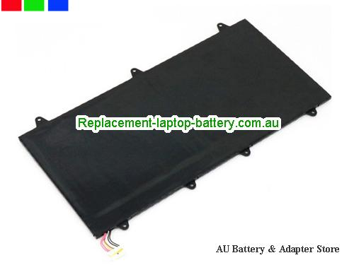 image 4 for Au online offer Genuine 6000mah Lenovo H12GT201A Battery For  IdeaTab A2109A Black