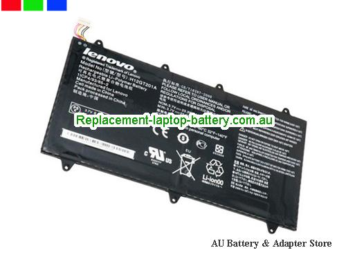 image 5 for Au online offer Genuine 6000mah Lenovo H12GT201A Battery For  IdeaTab A2109A Black