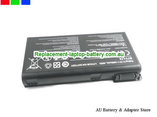 image 4 for Battery A6000, Australia MSI A6000 Laptop Battery In Stock With Low Price