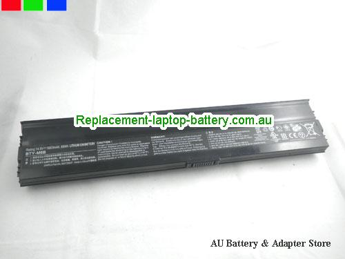 image 5 for Battery X620, Australia MSI X620 Laptop Battery In Stock With Low Price