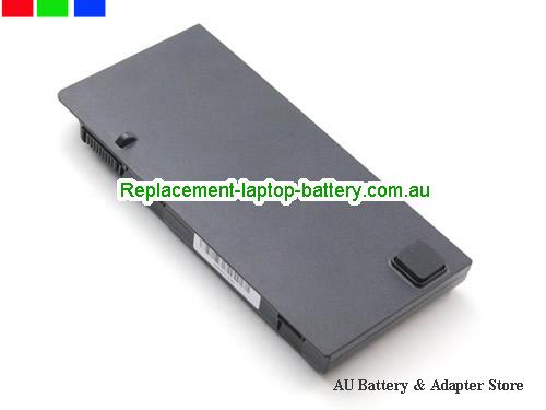 image 4 for Au online offer Genuine BTY-M6D Laptop Battery For MSI GX660R E6603 GT70 GT780 GX660 GT60 GT70 GX680 Series 9 Cells Black