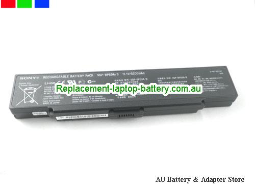 image 5 for Battery VGP-BPS9/B, Australia SONY VGP-BPS9/B Laptop Battery In Stock With Low Price
