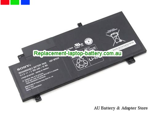 image 1 for Battery SVF15A18CXB, Australia SONY SVF15A18CXB Laptop Battery In Stock With Low Price