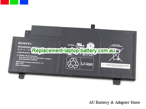 image 5 for Battery SVF15A18CXB, Australia SONY SVF15A18CXB Laptop Battery In Stock With Low Price
