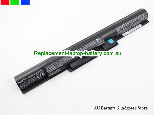 image 1 for Battery Vaio SVF14215SC SVF152A24, Australia SONY Vaio SVF14215SC SVF152A24 Laptop Battery In Stock With Low Price