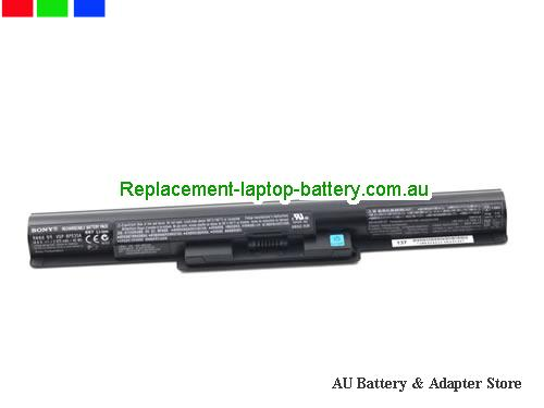 image 5 for Battery Vaio SVF14215SC SVF152A24, Australia SONY Vaio SVF14215SC SVF152A24 Laptop Battery In Stock With Low Price