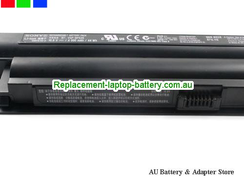 image 2 for Battery VAIO SVE1511Y1E, Australia SONY VAIO SVE1511Y1E Laptop Battery In Stock With Low Price