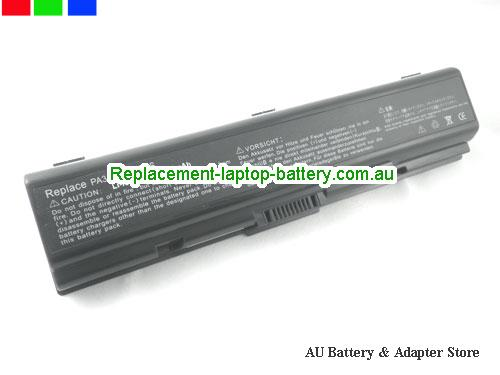 image 1 for Battery Satellite A205-S5806, Australia TOSHIBA Satellite A205-S5806 Laptop Battery In Stock With Low Price