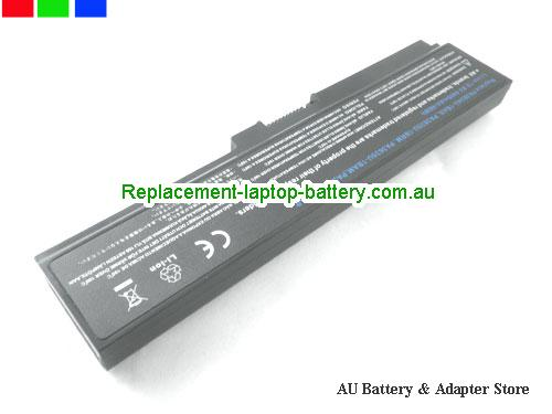 image 2 for Battery Dynabook Satellite U500, Australia TOSHIBA Dynabook Satellite U500 Laptop Battery In Stock With Low Price