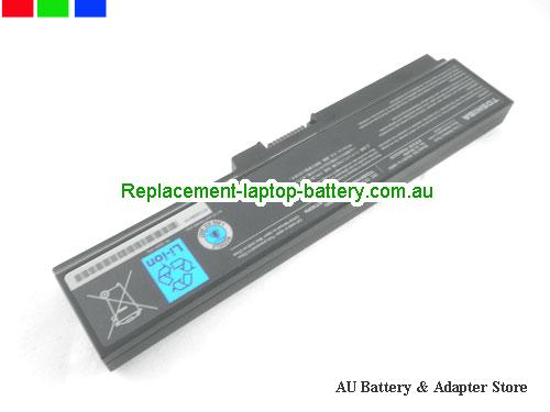 image 2 for Battery Satellite L645 Series, Australia TOSHIBA Satellite L645 Series Laptop Battery In Stock With Low Price