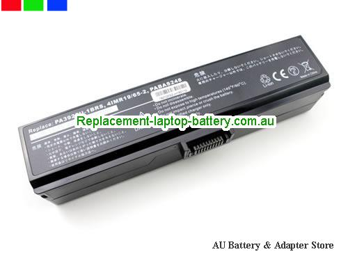 image 1 for Battery QOSMIO X770-1BRS, Australia TOSHIBA QOSMIO X770-1BRS Laptop Battery In Stock With Low Price