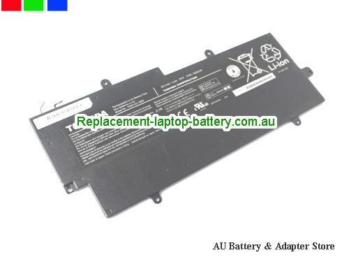 image 3 for Au online offer Toshiba PA5013U-1BRS Battery for Ultrabook Z830 Z835, 47Wh Black